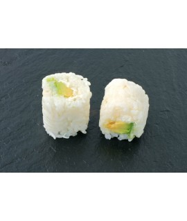 Maki Blanc Avocat / Cheese (X8)
