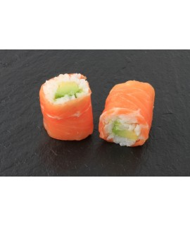 Saumon Roll Avocat (X8)