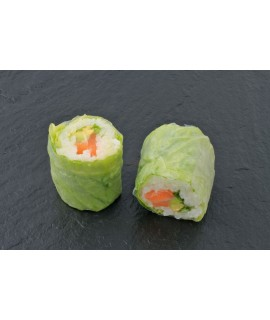 Spring Roll Avocat / Saumon (X8)