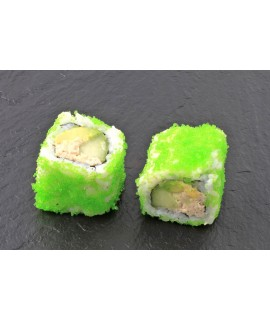 Cali Wasabi Avocat / Concombre / Thon-mayo (X8)